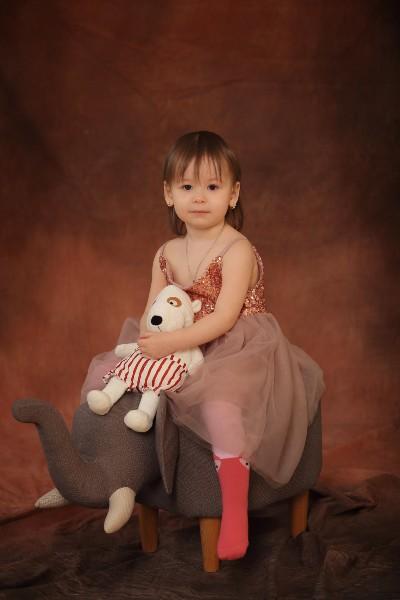 Дочка Алены