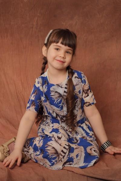Дочка Марины