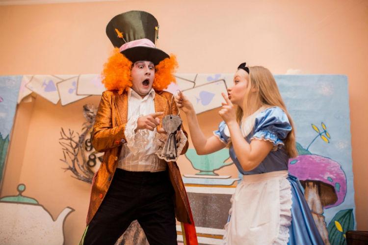 Спектакль про Алису