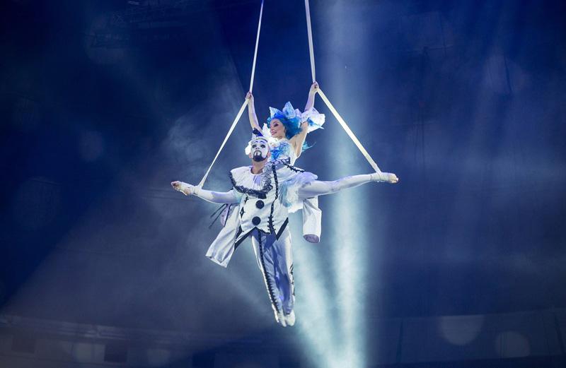 цирк баронеты