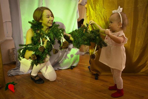 представление для малышей