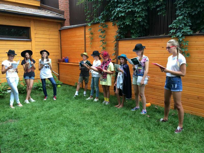 летний лагерь волшебники самара