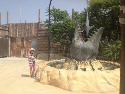 динозаврия греция