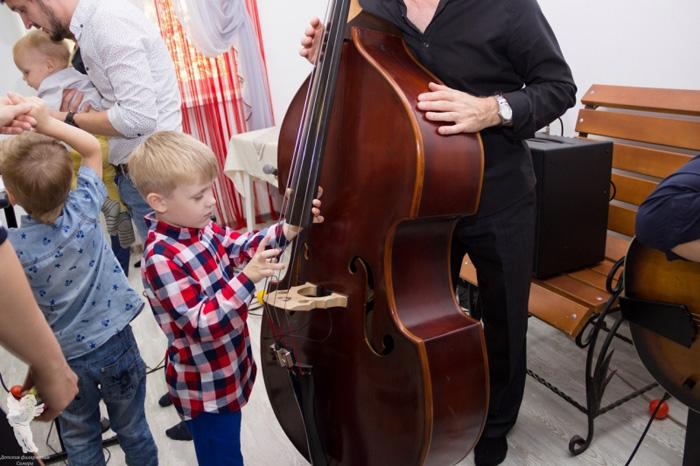 джаз для малышей
