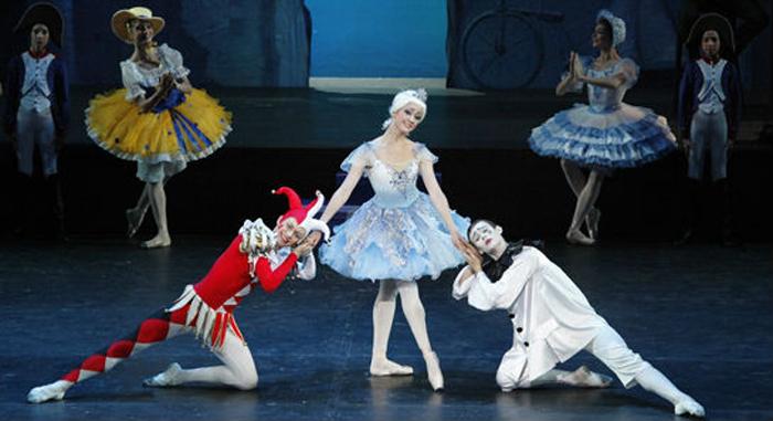 балет фея кукол