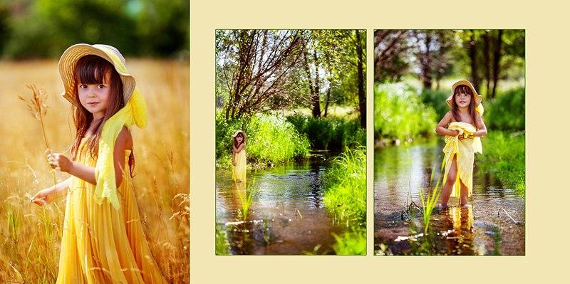 Детская фотосессия на природе летом в Москве — Dreams Photo | 399x800
