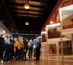 Выставка «Один день из жизни России»