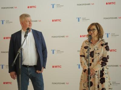 Николаев и Трегулова