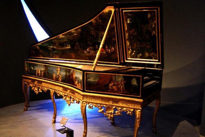 концерт клавесина