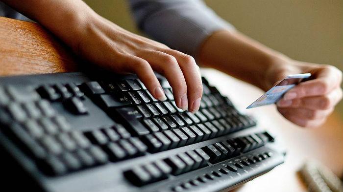 клавиатура банковская карта