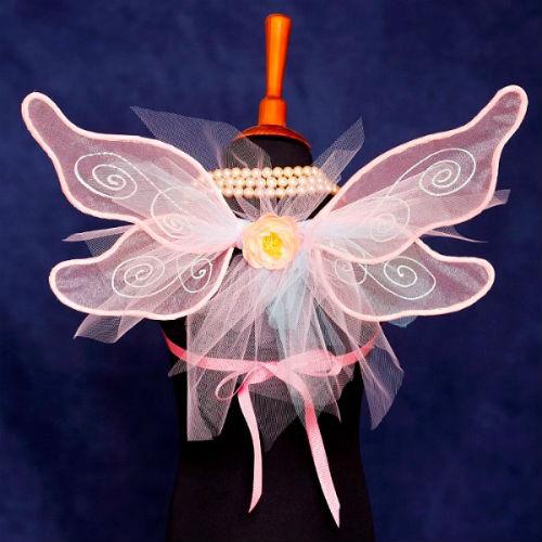 Бабочка своими руками ангел 38