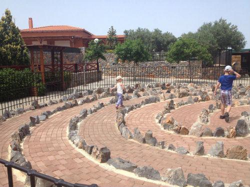 критская деревня