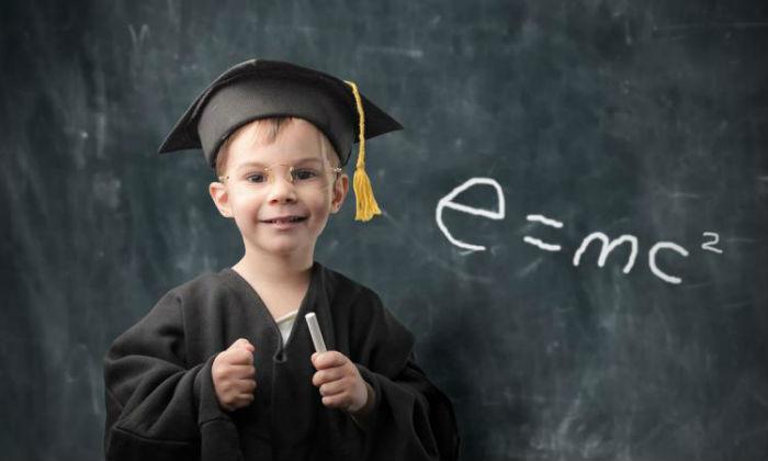 Мальчик-ученый
