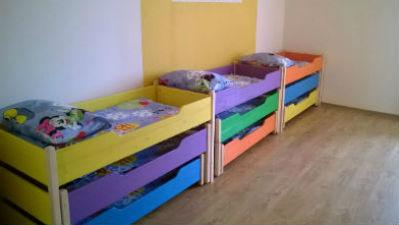 Маленькие мастера кровати