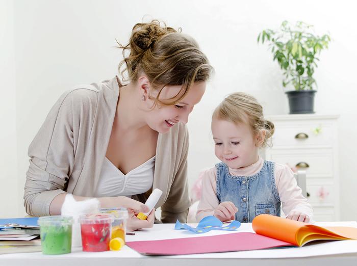 творчество мамы и ребенка