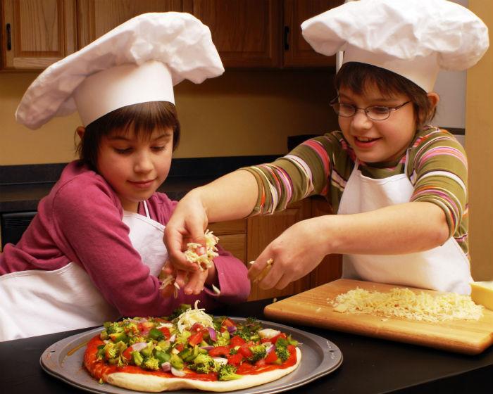 Мастер класс по приготовлению пиццы для детей нижний новгород
