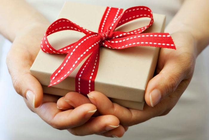 подарок в раках