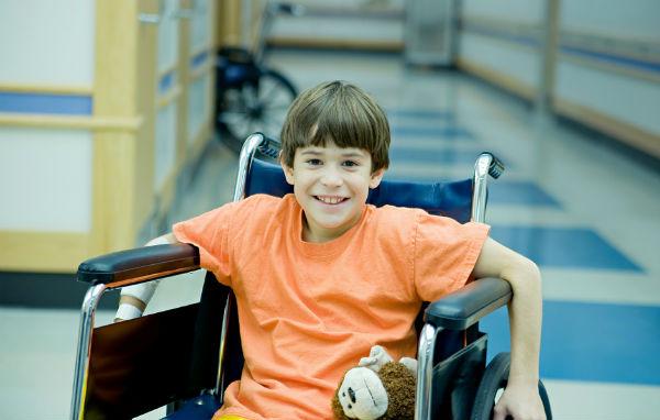 Оформить ребенку инвалидность