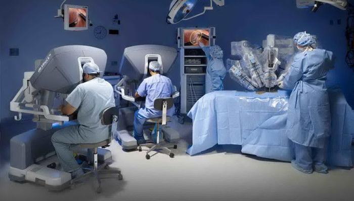 роботы в медицине
