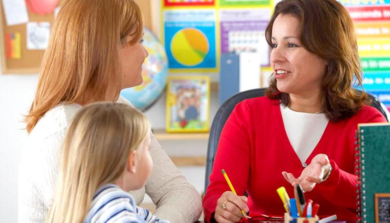 учитель и родитель