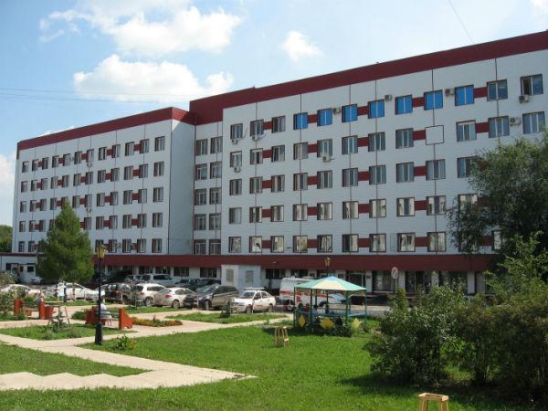 Городская детская поликлиника 10 калининского района