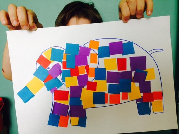 слон элмер