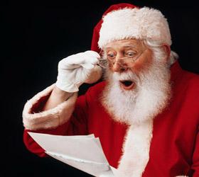 Дед Мороз удивлен