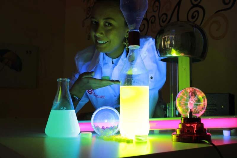 научная ночь