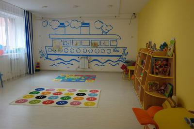 детский сад юла
