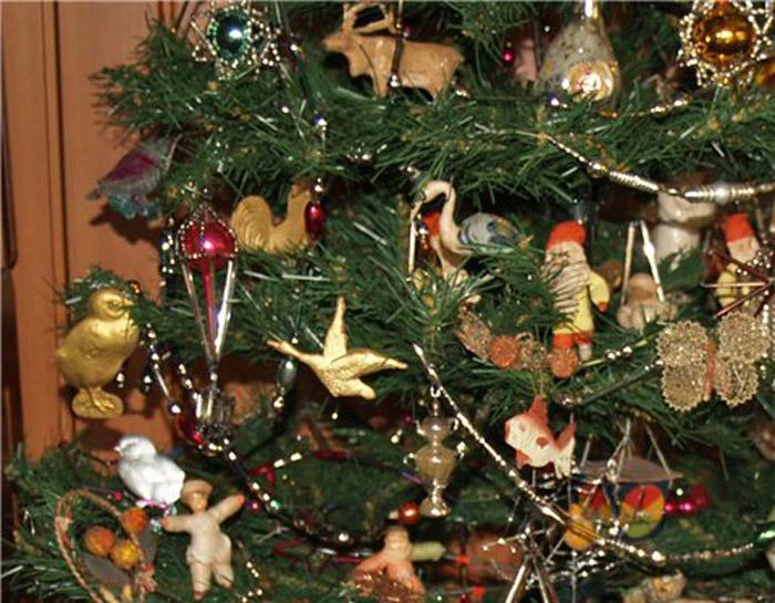 Загадки рождественской елочки