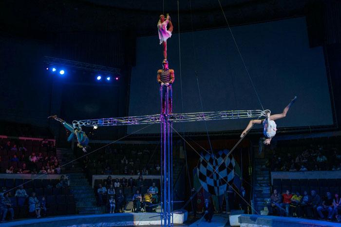 цирк запашные