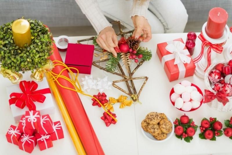 Новогодние подарки мастер класс фото