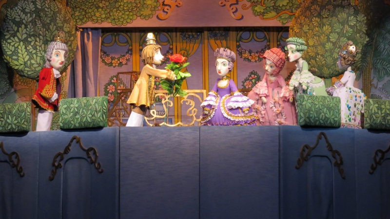 Картинки театр на даче