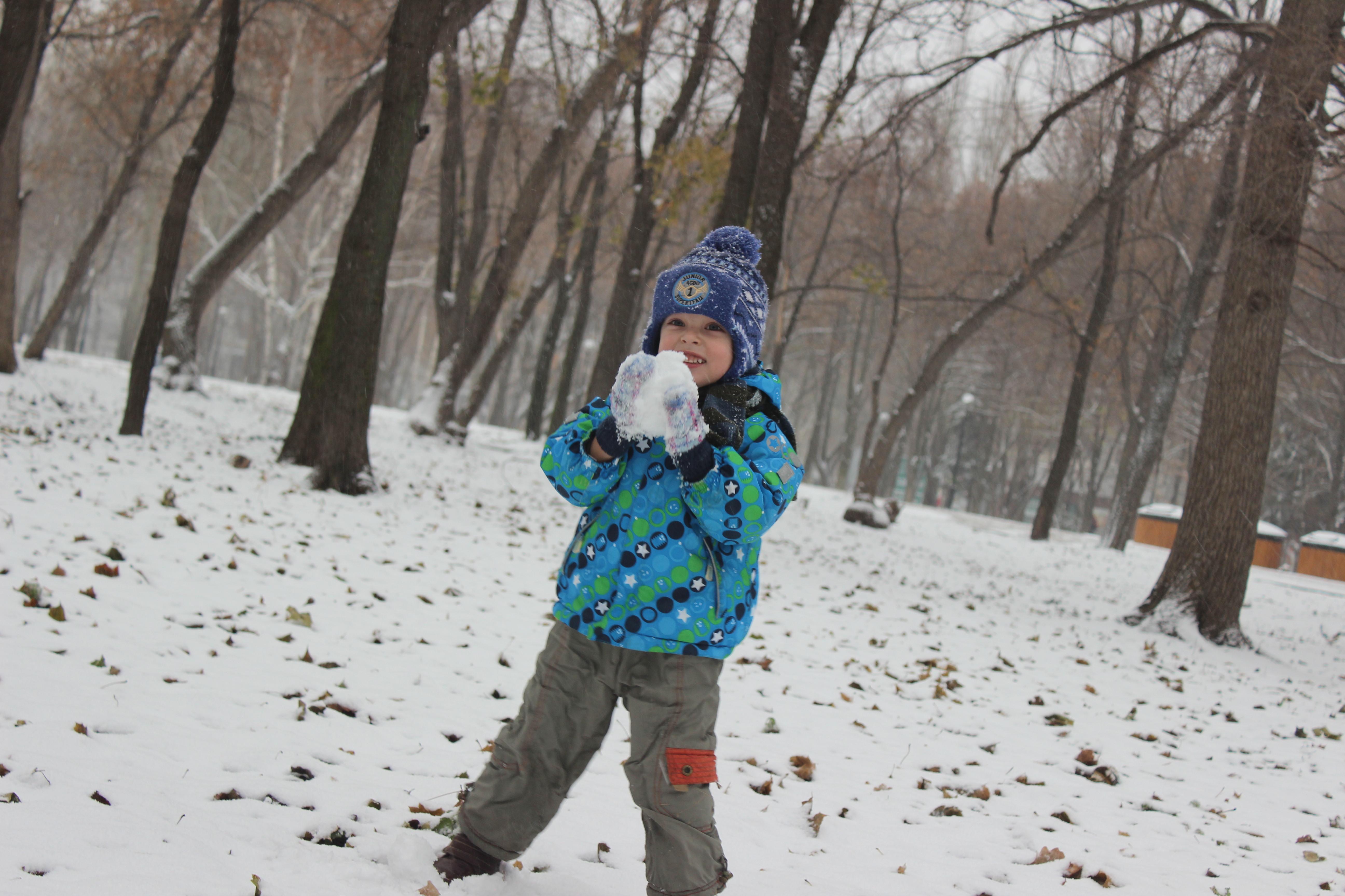 фотоконкурс зимние каникулы