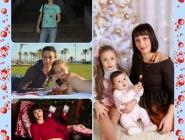 Две дочки-мамино счастье