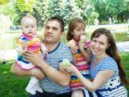 В ожидании лета всей семьей