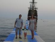Савеловы-Самая туристическая семья!