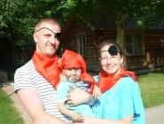 Ароновы. Самая туристическая семья