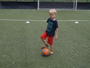 Мой сын футболист