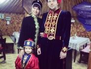 Наша семья в гостях в республике Калмыкии!!!