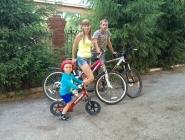 Акиншины. Самая спортивная семья. Егор, 2 года.