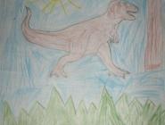 Мой любимый Тиранозавр