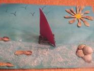 Море, солнце, белый песок... и алые паруса!